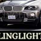 2007-2009 BMW X5 TAILLIGHTS LAMPS TINT SMOKE se 2008
