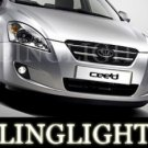 KIA CEE'D TAILLIGHTS TAILLAMPS TAIL LAMPS LIGHTS LAMP LIGHT TAILLAMP TINT
