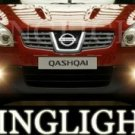 2007-2009 NISSAN QASHQAI TAILLIGHTS TINT visia acenta tekna 2008