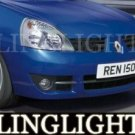 2007-2008 RENAULT CAMPUS TAILLIGHTS TINT SMOKE sport music