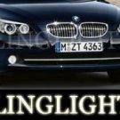 2004-2009 BMW 5 SERIES TAILLIGHTS TINT se m sport 2005 2006 2007 2008