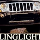 2006-2009 JEEP COMMANDER TAILLIGHTS TINT ltd 2007 2008