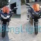 1987-2009 YAMAHA TW200 XT225 HEADLIGHT TINT smoke 2000 2001 2002 2003 2004 2005 2006 2007 2008