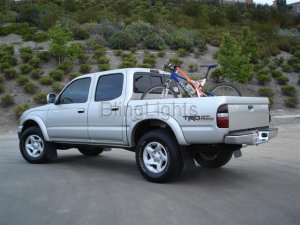 2005 2006 2007 2008 2009 toyota tacoma tail lights lamps taillight. Black Bedroom Furniture Sets. Home Design Ideas