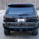 1999 2000 2001 2002 TOYOTA 4RUNNER TAIL LIGHTS LIGHT LAMPS TAILLIGHTS TAILLAMPS TAILLAMP TINT FILM