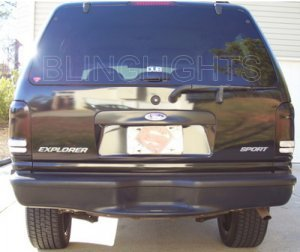 1991 2010 ford explorer tail light tint taillight taillights lights. Black Bedroom Furniture Sets. Home Design Ideas