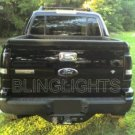 2001-2010 FORD SPORT TRAC TAILLIGHT TINT TAILLIGHTS TAILLAMP TAILLAMPS TAIL LIGHTS LIGHT LAMPS LAMP