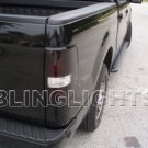 FORD F-250 F250 TAILLIGHT TINT TAILLAMP SMOKE TAILLIGHTS TAILLAMPS TAIL LIGHT LIGHTS LAMP LAMPS