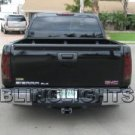 2004-2010 GMC CANYON TAILLIGHT TINT TAILLAMP TAILLIGHTS TAILLAMPS TAIL LIGHT LIGHTS LAMP LAMPS