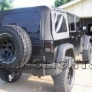 JEEP WRANGLER TAILLIGHTS TINT TAILLAMPS TAIL LIGHTS LAMPS SMOKE YJ TJ JK LJ SE JK CJ7 J8 X UNLIMITED