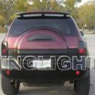 1998 1999 2000 2001 Isuzu VehiCROSS Taillights Tint Taillamps Smoke tail lights lamps