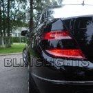 2008 2009 2010 Mercedes C200 Kompressor Taillights Tint Taillamps Smoke Tail Lights Lamps w204 C200K