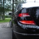 2008 2009 2010 Mercedes C280 Taillights Tint Taillamps Smoke Tail Lights Lamps w204 c 280 sedan
