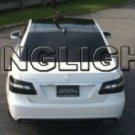 2010 2011 Mercedes E250 CDI CGI Coupé Taillights Tint Taillamps Tail Lights Lamps w212 e 250 coupe