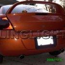 2003 2004 2005 Dodge Neon Taillights Tint Taillamps Smoke Tail Lights Lamps se r/t rt sxt srt-4 srt4