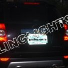 2008 2009 2010 Saturn Vue Euro Style Taillights Smoke Taillamps Tint tail lights lamps