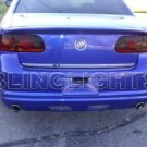 2006 2007 2008 2009 2010 Buick Lucerne Taillamps Tint Taillights Film Tail Lamps Lights Smoked