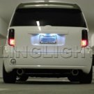 2008 2009 2010 2011 Scion xB Taillamps Tint Taillights Film Tail Lamps Lights Smoked