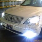 2001 2002 2003 2004 2005 2006 Lexus LS430 Xenon Fog Lamps Driving Lights Kit