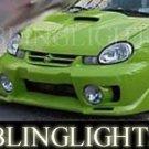 Dodge Neon Junbug Evolution 5 Body Kit Bumper Fog Lamps Driving Lights Kit H1 Hyper X