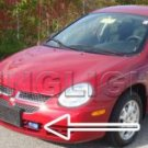 2003 2004 2005 Dodge Neon SE SXT Xenon Grille Fog Lamps Grill Driving Lights Kit