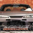 1995 1996 1997 1998 Nissan 240SX Xenon JDM Body Kit Fog Lights Driving Lamps