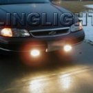 1995 1996 1997 1998 1999 Chevy Monte Carlo LS Xenon Fog Lights Driving Lamps Kit Chevrolet