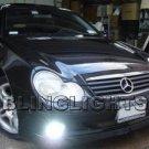 2001 Mercedes C230K Kompressor Sports Coupe Xenon Fog Lights Driving Lamps Kit C 230K C230 K W203
