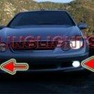 2001 2002 2003 2004 Mercedes-Benz C30 AMG Xenon Fog Lights Driving Lamps Kit C 30 w203