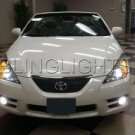 2007 2008 TOYOTA SOLARA XENON FOG LIGHTS DRIVING LAMPS