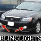 2004-2006 KIA SPECTRA5 LED XENON FOG LIGHTS driving lamps light kit spectra 5 hatchback 2005