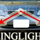 2008 TOYOTA COROLLA 20TH ANNIVERSARYFOG LIGHTS DRIVING LAMPS LIGHT LAMP KIT