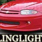 2003 2004 2005 Chevy Cavalier Erebuni Body Kit Fog Lights Driving Lamps Chevrolet
