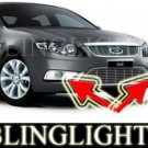 2009 FORD FALCON G6E BUMPER FOG LIGHT PAIR driving lamp