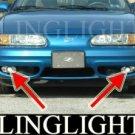1999-2004 OLDSMOBILE ALERO FOG LIGHTS lamps gx gl gls 2000 2001 2002 2003
