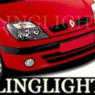 1996-2009 RENAULT SCENIC TAILLIGHTS SMOKE extreme dynamique 2000 2002 2003 2004 2005 2006 2007 2008