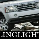 1995-2009 LAND ROVER RANGE ROVER VOGUE SE TAILLIGHTS SMOKE 2003 2004 2005 2006 2007 2008