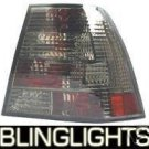 1991-2002 SATURN S-SERIES TAIL LIGHTS LAMPS SMOKE SC SL SW 1994 1995 1996 1997 1998 1999 2000 2001
