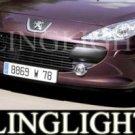 2001-2008 PEUGEOT 307 FOG LIGHTS xs hdi xse sport 2002 2003 2004 2005 2006 2007