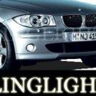 2004-2009 BMW 1 SERIES FOG LIGHTS es se m sport 2005 2006 2007 2008