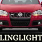VW JETTA LED FOG LAMPS lights s se sel gli volkswagen