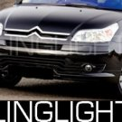 2004-2009 CITROEN C4 FOG LIGHTS vtr coupe grand picasso 2005 2006 2007 2008