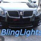 2009 2010 Pontiac Vibe Xenon Fog Lights Driving Lamps Kit 1.8L 2.4L 1.8 2.4 L awd
