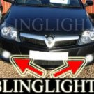 2004-2009 VAUXHALL TIGRA FOG LIGHT air sport rouge exclusiv 2005 2006 2007 2008