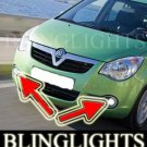 2009 VAUXHALL AGILA FOG LIGHTS expression club design