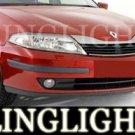 2000-2009 RENAULT LAGUNA FOG LIGHTS dci 2001 2002 2003 2004 2005 2006 2007 2008
