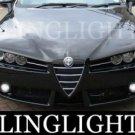 2005-2009 ALFA ROMEO BRERA FOG LIGHTS qtronic coupe 2006 2007 2008