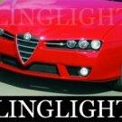 2000-2009 ALFA ROMEO 147 FOG LIGHTS ti jtd 2001 2002 2003 2004 2005 2006 2007 2008
