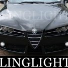 2005-2009 ALFA ROMEO BRERA FOG LIGHTS qtronic coupe 2006 2007 2008