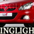 2000-2009 VAUXHALL CORSA FOG LIGHTS expression life club sx 2001 2002 2003 2004 2005 2006 2007 2008